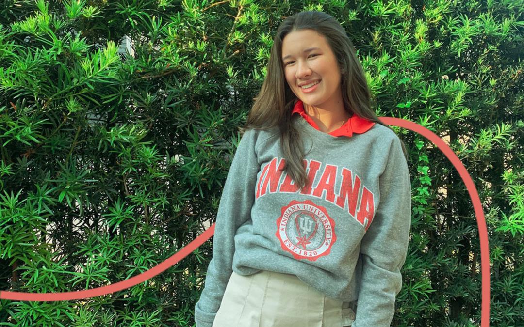 High School nos EUA: Valentina Pedroso compartilha sua experiência